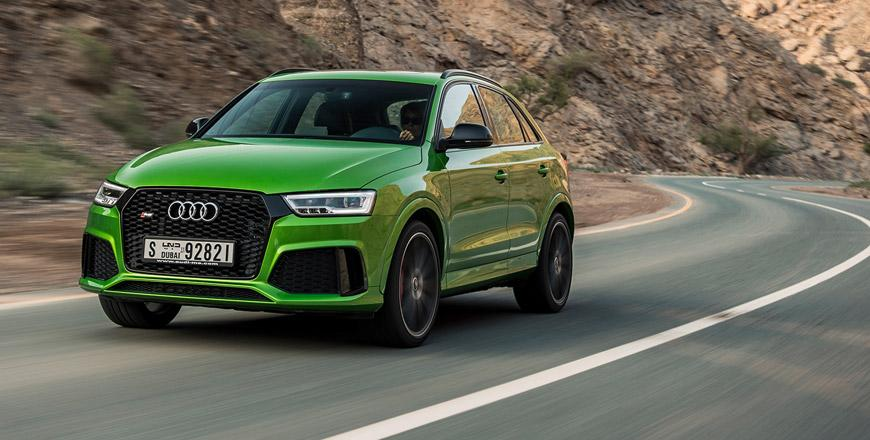RS Q3 (2013+)