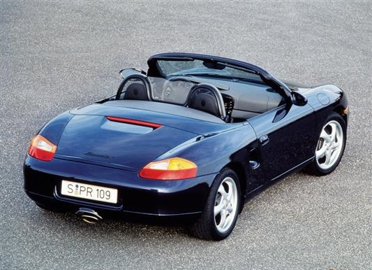 Boxster (1996-2004)
