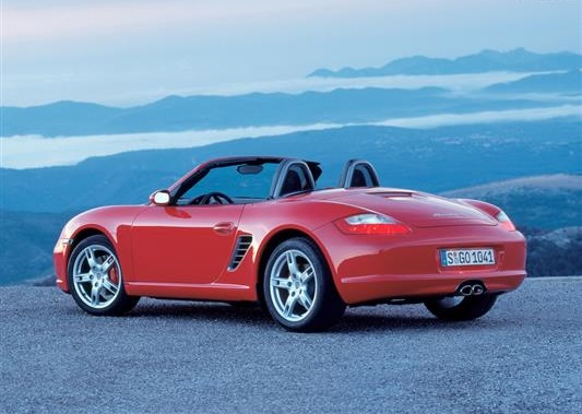Boxster (2004-2012)