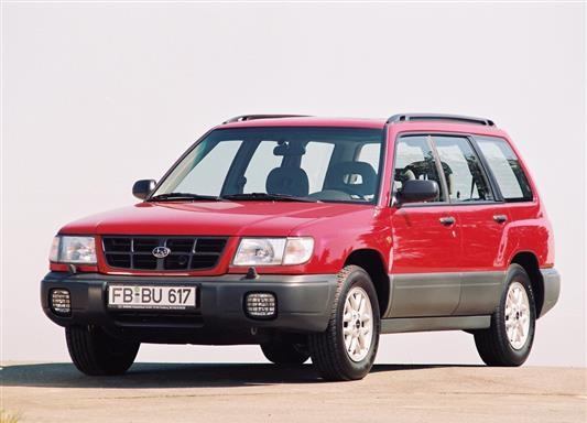 Forester (1998-2002)