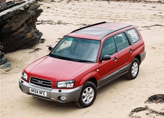 Forester (2002-2008)